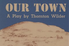 Play Reading in English – Our Town by Thornton Wilder
