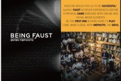 The Making of FAUST
