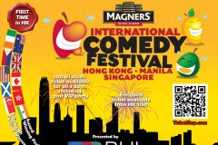 Magners International Comedy Festival