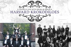 A Cappella Jam with DSOBA Il DBroS & Harvard Krokodiloes