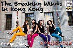 The Breaking Winds in Hong Kong