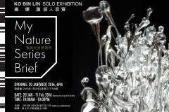 Ko Bin Lin Solo Exhibition-My Nature Series Brief