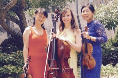 The Victoria Trio perform Beethoven, Dohnányi & Kodály @ the Fringe
