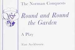Play Reading in English – Round and Round the Garden by Alan Ayckbourn