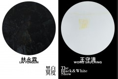 The Black & White Show Oil Painting Exh