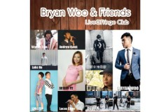 Bryan Woo & Friends Live @ Fringe Club
