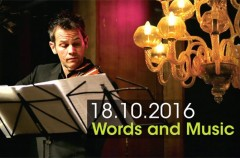Good Music @ The Fringe with James C.: Words and Music
