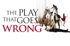 Play Reading in English – The Play that Goes Wrong by Henry Lewis, Jonathan Sayer, and Henry Shields