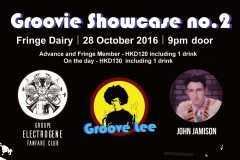 Groovie Showcase No.2