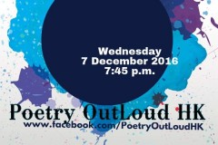 Open Mic @ Poetry OutLoud HK