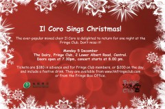 Il Coro Sings Christmas