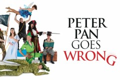 "Play Reading in English – ""Peter Pan Goes Wrong"" by Henry Lewis, Jonathan Sayer and Henry Shields"