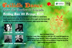 Ceilidh Dance with Over the Border & Friends