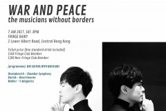 War and Peace – the musicians without borders