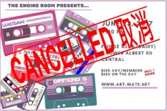 [CANCELLED] ]Mixtape @ The Fringe Club