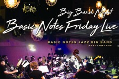大樂隊之夜 - Basic Notes Friday Live