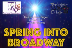 The Hong Kong Singers Concert Choir presents: Spring Into Broadway