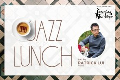 Jazz Lunch: Patrick Lui Trio