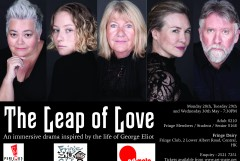 The Leap of Love (an immersive drama inspired by the life of George Eliot)