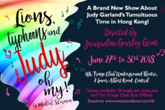 Lions, Typhoons and Judy, Oh My!  Drama,Comedy&Musical
