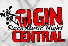 激战GIGIN CENTRAL Rock Music Night