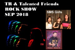 TR & Friends Rock Show Sep 2018