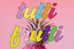 TUTTI FRUTTI BOOK LAUNCH