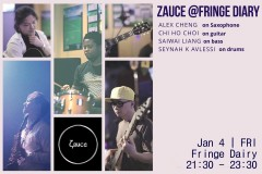 Jazz Night with Zauce