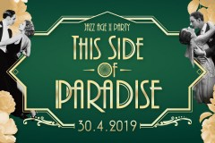 Jazz Age II Party: This Side of Paradise