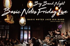 Big Band Night – Basic Notes Friday Live