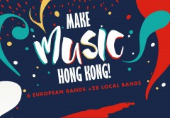 Make Music Hong Kong 2019 - Day 1