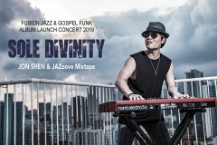 Sole Divinity – Jon Shen's Album Launch Concert