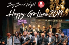 Big Band Night - Happy-Go-Lives 2019