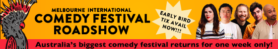 The Melbourne International Comedy Festival