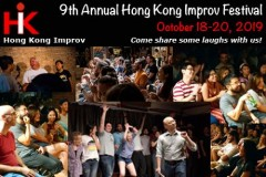 9th Annual Hong Kong Improv Festival and Jamboree