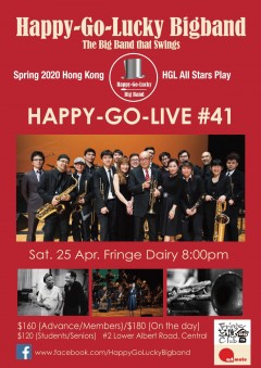 【Cancelled】HAPPY-GO-LIVE #41